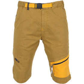 ABK Rock Face Shorts Men, honey
